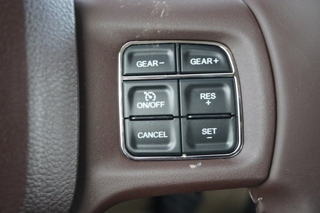 2018 Ram 1500 Crew Cab 4x4, Pickup #6811K - photo 6