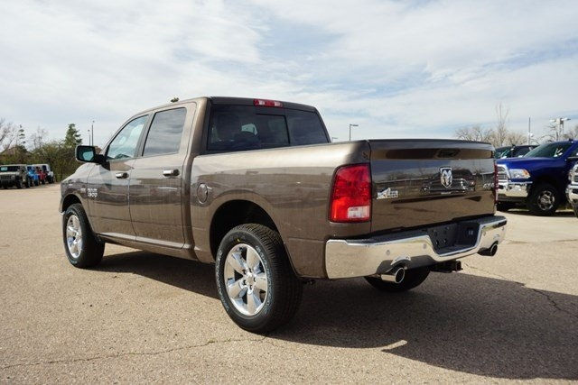 2018 Ram 1500 Crew Cab 4x4, Pickup #6811K - photo 2