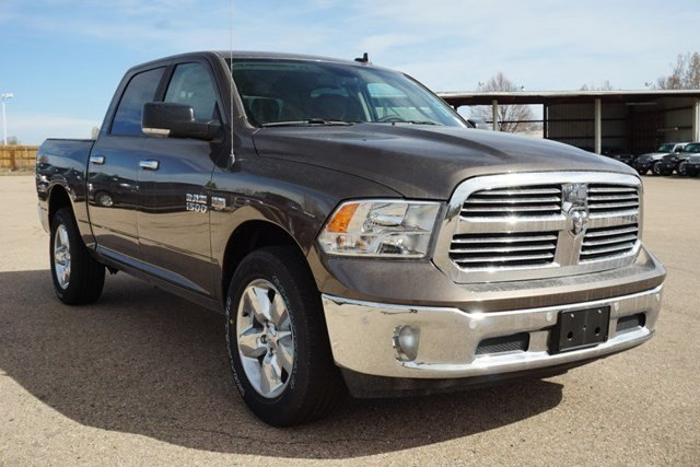 2018 Ram 1500 Crew Cab 4x4, Pickup #6811K - photo 5