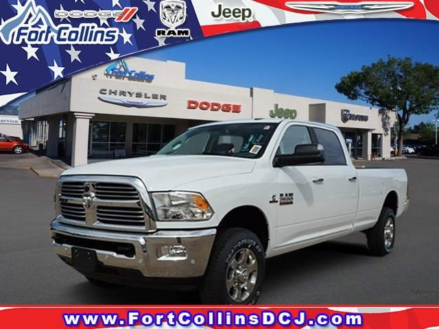 2018 Ram 2500 Crew Cab 4x4,  Pickup #6855K - photo 1