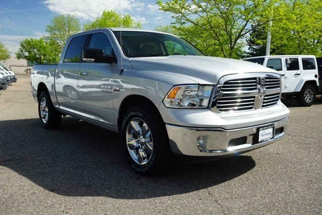 2018 Ram 1500 Crew Cab 4x4,  Pickup #6857K - photo 3