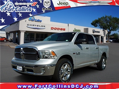 2018 Ram 1500 Crew Cab 4x4,  Pickup #6857K - photo 1
