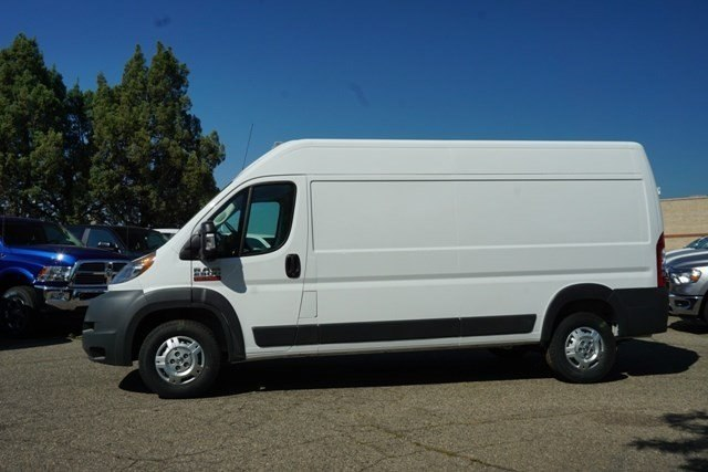 2018 ProMaster 2500 High Roof 4x2,  Empty Cargo Van #6858K - photo 3