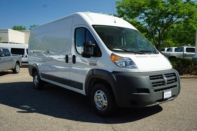 2018 ProMaster 2500 High Roof 4x2,  Empty Cargo Van #6858K - photo 5