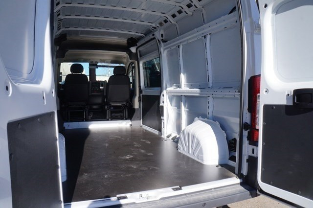 2017 ProMaster 3500 High Roof FWD,  Empty Cargo Van #6860H - photo 2