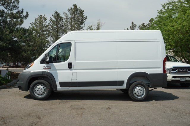 2018 ProMaster 1500 High Roof FWD,  Empty Cargo Van #6860K - photo 3
