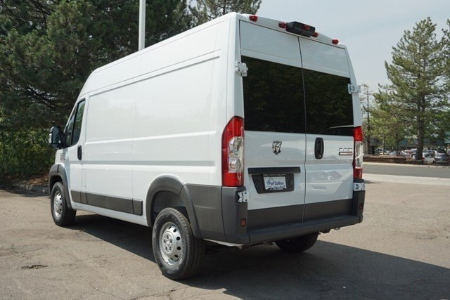 2018 ProMaster 1500 High Roof FWD,  Empty Cargo Van #6860K - photo 4