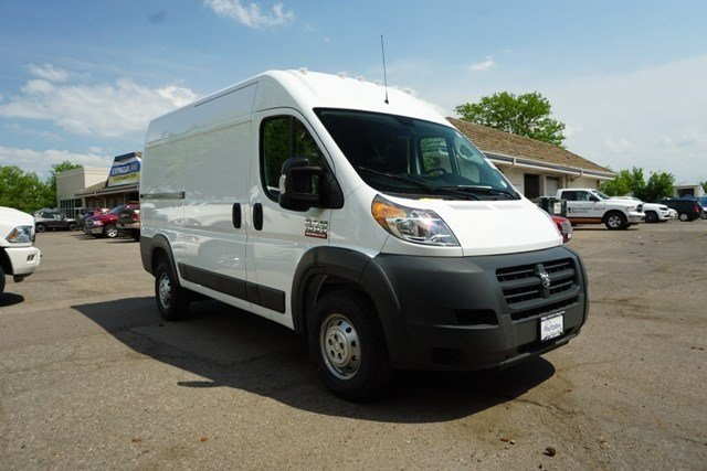 2018 ProMaster 1500 High Roof FWD,  Empty Cargo Van #6860K - photo 5