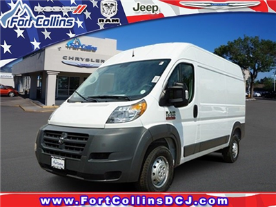 2018 ProMaster 1500 High Roof 4x2,  Empty Cargo Van #6860K - photo 1