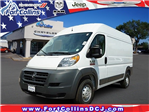 2018 ProMaster 1500 High Roof FWD,  Empty Cargo Van #6860K - photo 1