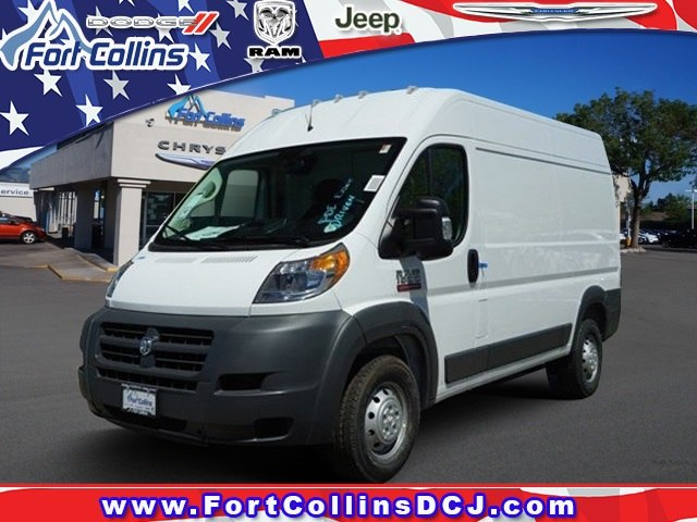 2018 ProMaster 1500 High Roof FWD,  Weather Guard Upfitted Cargo Van #6861K - photo 1