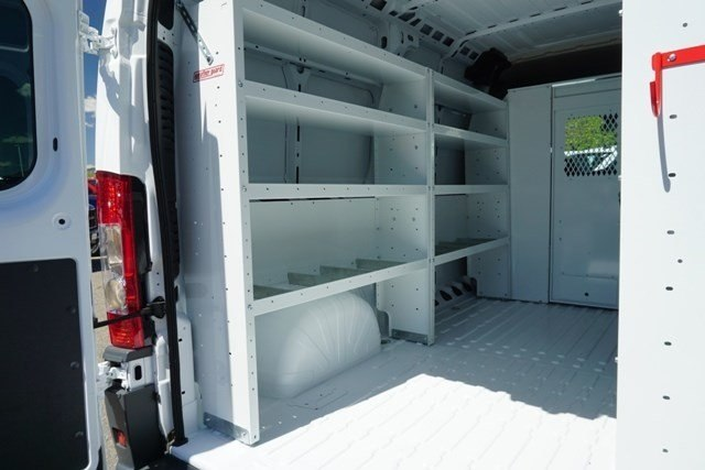 2018 ProMaster 1500 High Roof FWD,  Weather Guard Upfitted Cargo Van #6861K - photo 11