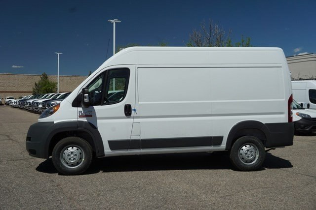 2018 ProMaster 1500 High Roof,  Weather Guard Upfitted Cargo Van #6861K - photo 3