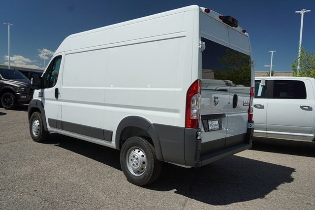 2018 ProMaster 1500 High Roof,  Weather Guard Upfitted Cargo Van #6861K - photo 5