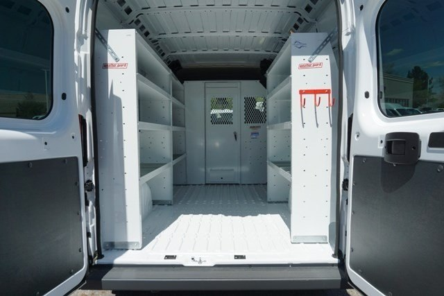 2018 ProMaster 1500 High Roof,  Weather Guard Upfitted Cargo Van #6861K - photo 2