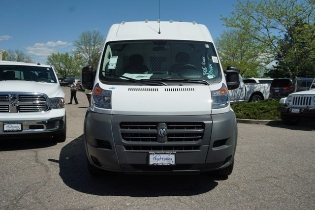 2018 ProMaster 1500 High Roof,  Weather Guard Upfitted Cargo Van #6861K - photo 7
