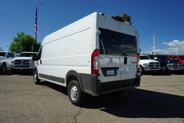 2018 ProMaster 2500 High Roof FWD,  Empty Cargo Van #6873K - photo 4