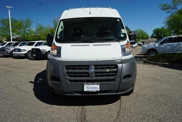2018 ProMaster 2500 High Roof,  Empty Cargo Van #6873K - photo 8