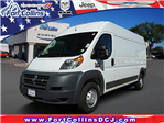 2018 ProMaster 2500 High Roof 4x2,  Empty Cargo Van #6873K - photo 1