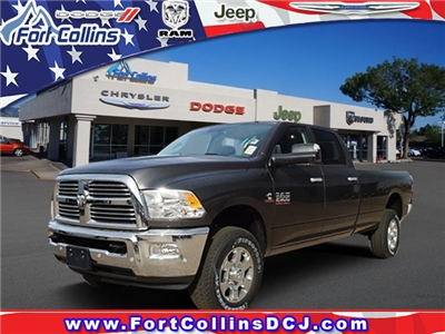 2018 Ram 2500 Crew Cab 4x4,  Pickup #6878K - photo 1