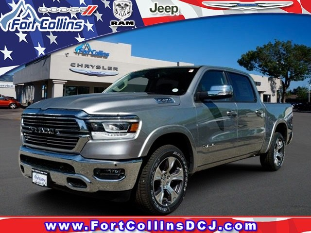 2019 Ram 1500 Crew Cab 4x4,  Pickup #6883K - photo 1