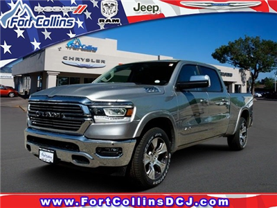 2019 Ram 1500 Crew Cab 4x4, Pickup #6892K - photo 1