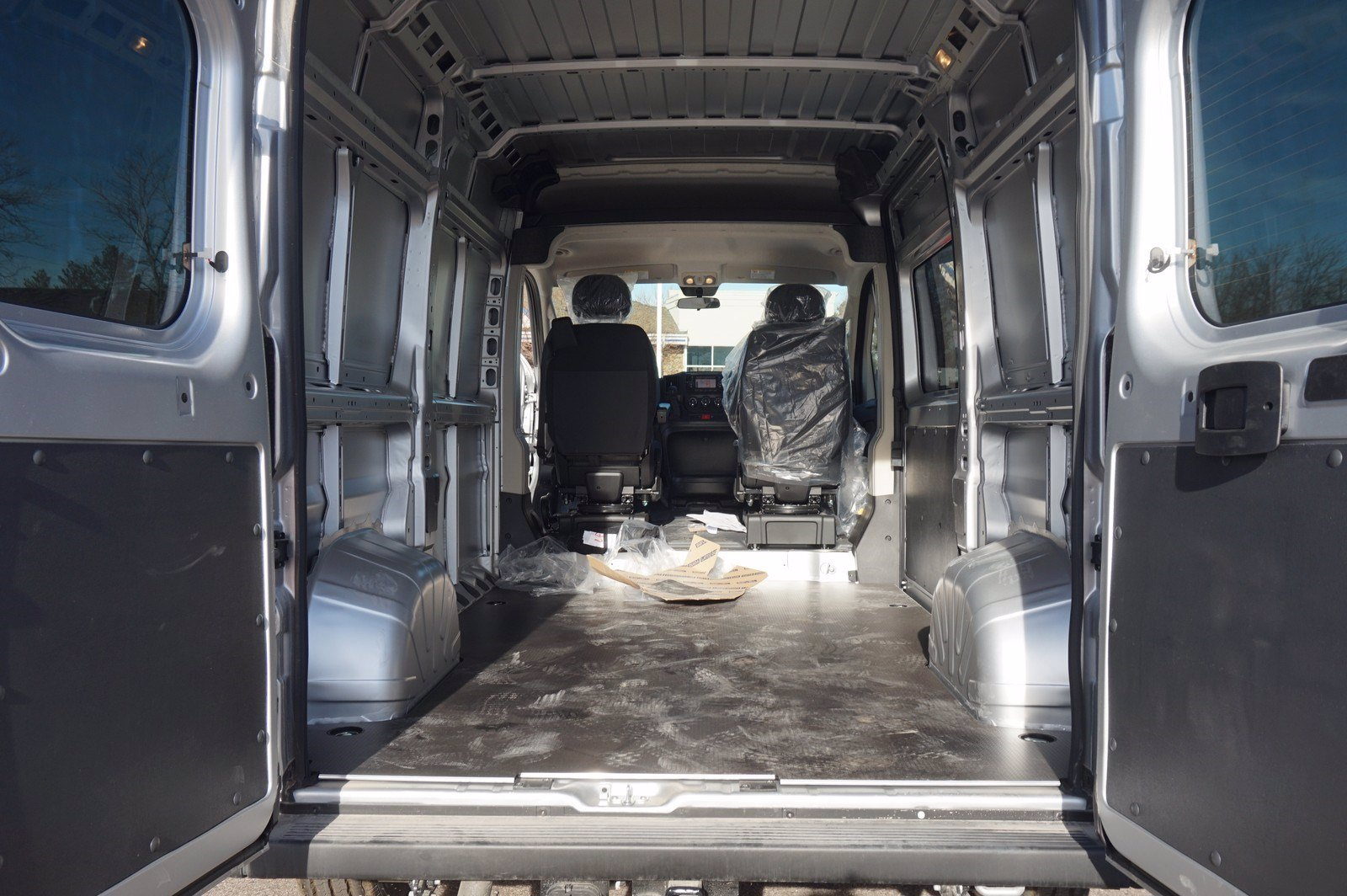 2021 Ram ProMaster 1500 High Roof FWD, Empty Cargo Van #6895U - photo 1