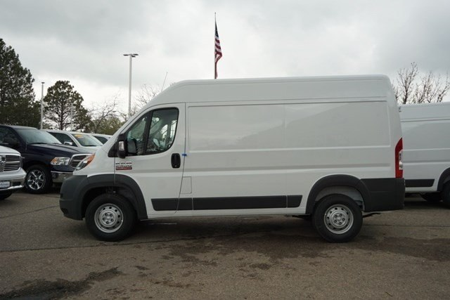 2018 ProMaster 2500 High Roof FWD,  Empty Cargo Van #6903K - photo 3