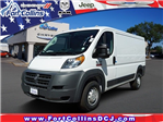 2018 ProMaster 1500 Standard Roof FWD,  Empty Cargo Van #6907K - photo 1