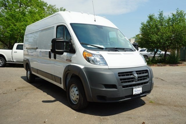 2018 ProMaster 3500 High Roof FWD,  Empty Cargo Van #6919K - photo 5