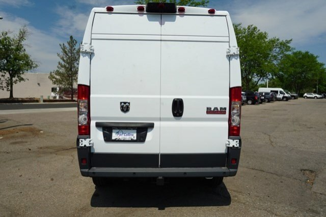2018 ProMaster 3500 High Roof FWD,  Empty Cargo Van #6919K - photo 11