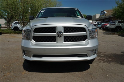 2018 Ram 1500 Quad Cab 4x4,  Pickup #6929K - photo 3