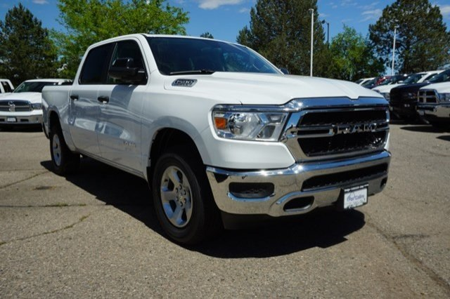 2019 Ram 1500 Crew Cab 4x4,  Pickup #6943K - photo 4