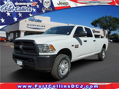 2018 Ram 2500 Crew Cab 4x4,  Pickup #6947K - photo 1