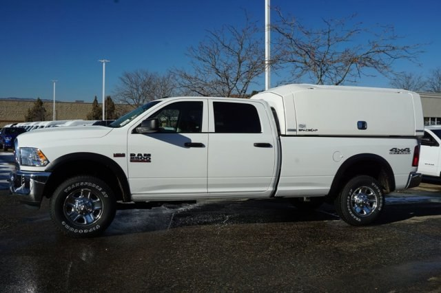 2018 Ram 2500 Crew Cab 4x4,  SpaceKap Service Body #6950L - photo 3