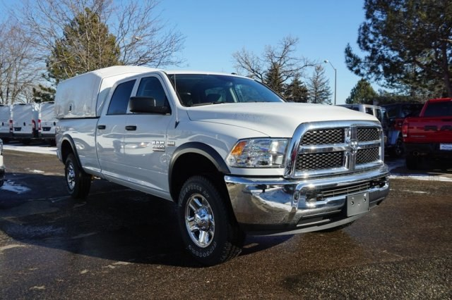2018 Ram 2500 Crew Cab 4x4,  SpaceKap Service Body #6950L - photo 4