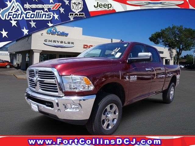 2017 Ram 3500 Crew Cab 4x4,  Pickup #6951J - photo 1