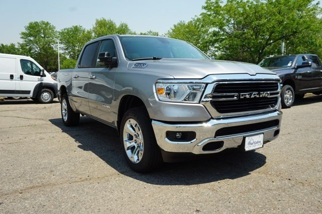 2019 Ram 1500 Crew Cab 4x4,  Pickup #6963K - photo 4