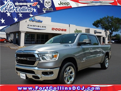 2019 Ram 1500 Crew Cab 4x4,  Pickup #6963K - photo 1