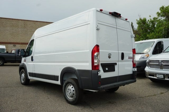 2018 ProMaster 1500 High Roof FWD,  Empty Cargo Van #6967K - photo 4