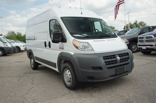 2018 ProMaster 1500 High Roof FWD,  Empty Cargo Van #6967K - photo 5