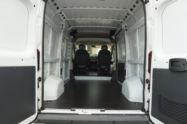 2018 ProMaster 1500 High Roof FWD,  Empty Cargo Van #6967K - photo 2