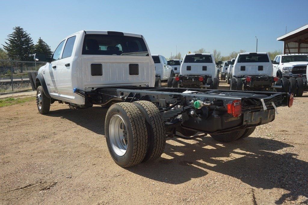 2020 Ram 5500 Crew Cab DRW 4x4, Cab Chassis #6977Q - photo 1