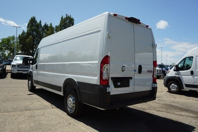 2018 ProMaster 3500 High Roof FWD,  Empty Cargo Van #6983K - photo 4