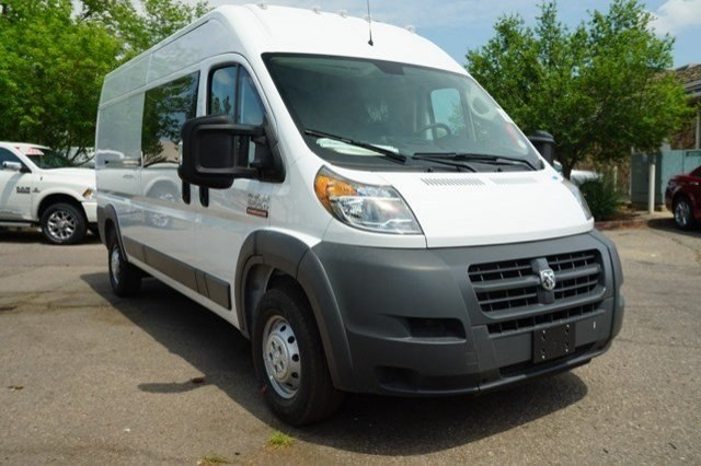 2018 ProMaster 2500 High Roof FWD,  Empty Cargo Van #6994K - photo 5