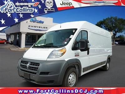 2018 ProMaster 2500 High Roof FWD,  Empty Cargo Van #6994K - photo 1