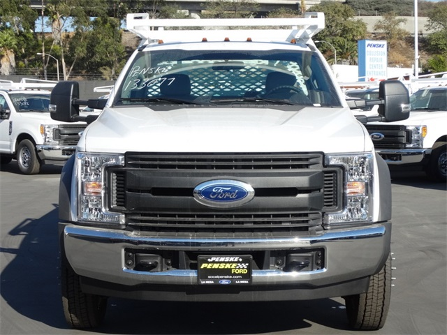 2017 F-450 Regular Cab DRW,  Scelzi Contractor Body #HDA08908 - photo 24
