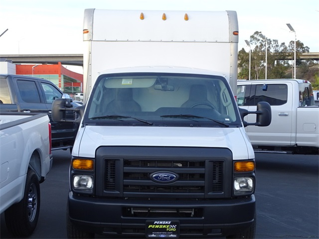 2017 E-350 4x2,  Marathon FRP High Cube Cutaway Van #HDC67212 - photo 23