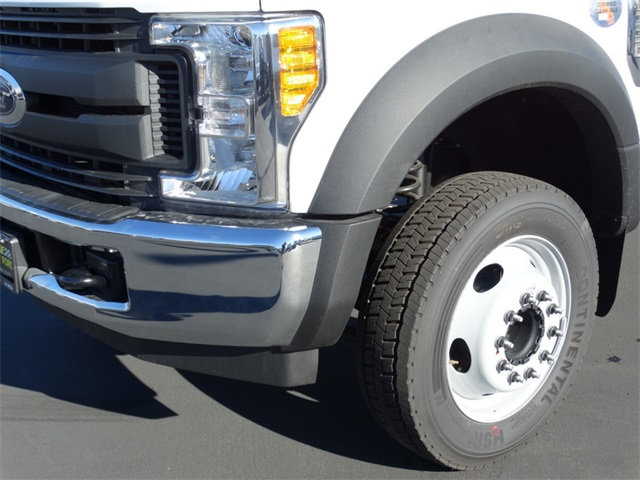 2017 F-550 Regular Cab DRW Cab Chassis #HEB22572 - photo 16
