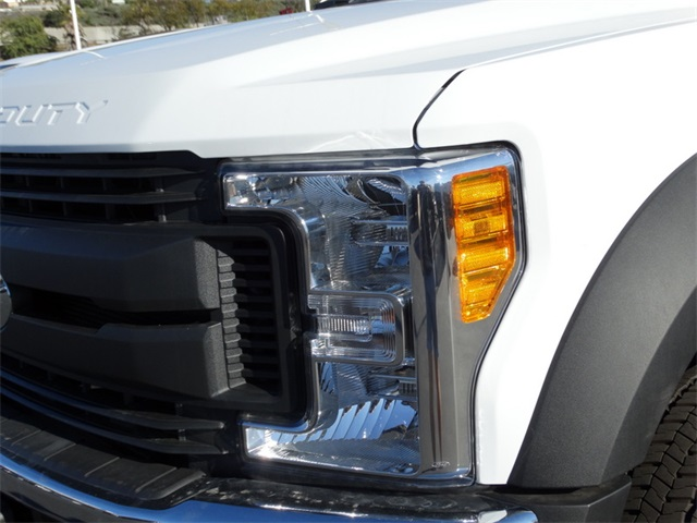 2017 F-550 Regular Cab DRW Cab Chassis #HEB22572 - photo 17